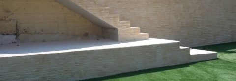 Wall Decoration and Synthetic Grass , No maintenance, No watering needed