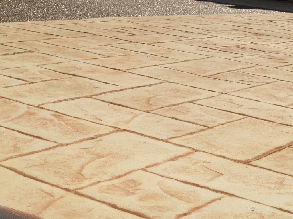 Stamped Concrete Samples Stamped Concrete Cyprus
