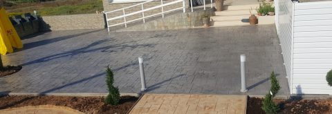 Make Your Dreams Come True With Stamped Concrete